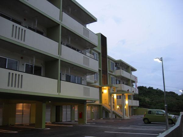 ヴィエント・デル・スール  -南斜面のアパートメント-