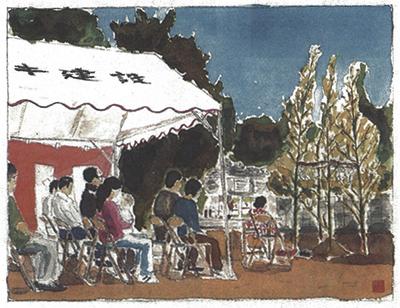 Yohei Shimoji 「うちなあ点描」(全12回)4