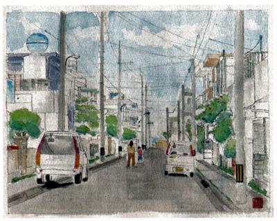 Yohei Shimoji 「うちなあ点描」(全12回)10