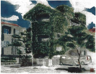 Yohei Shimoji 「うちなあ点描」(全12回)6