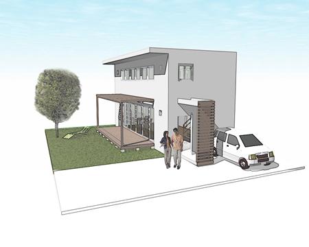 「ローコスト住宅を考える」2