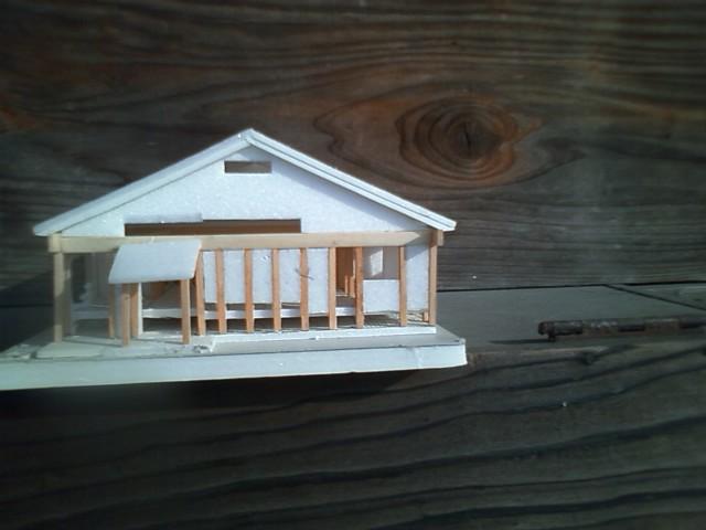 与那原町 木造赤瓦貫屋7