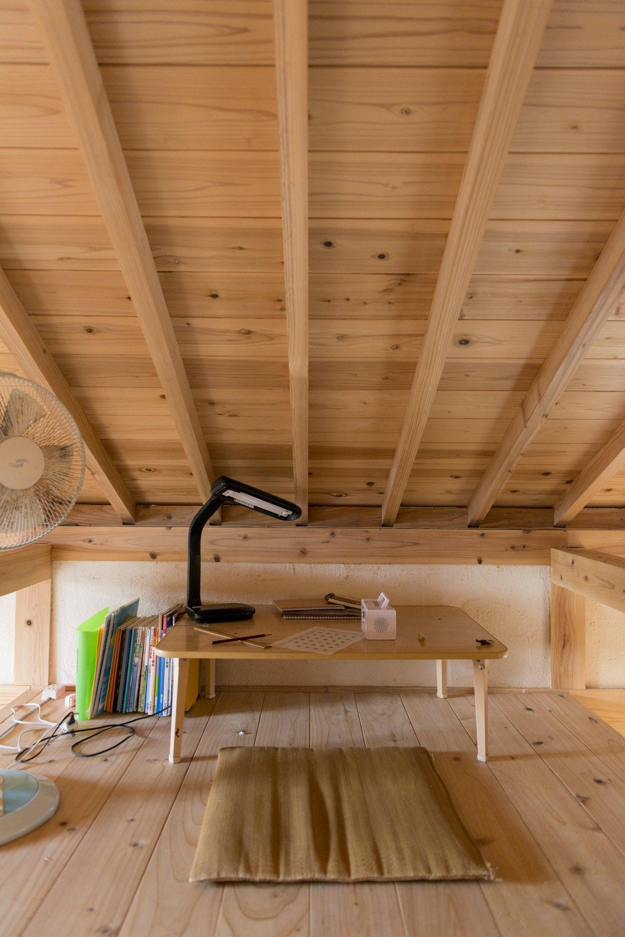 糸満市 木造赤瓦貫屋5